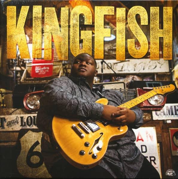 Kingfish (LP)