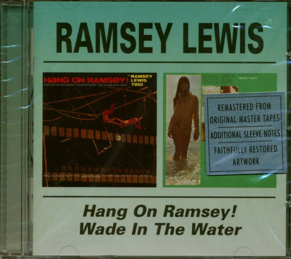 Wade In The Water - Hang On Ramsey (CD)