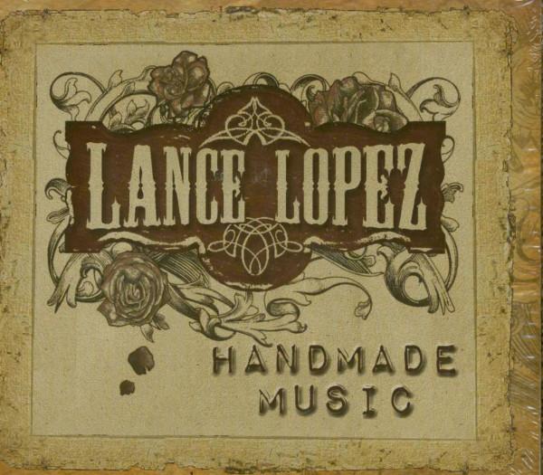 Handmade Music (CD, Ltd.)