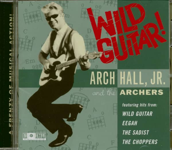 Wild Guitar ! (CD)