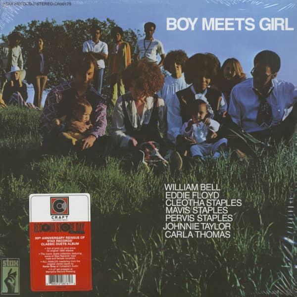 Boy Meets Girl (2-LP)