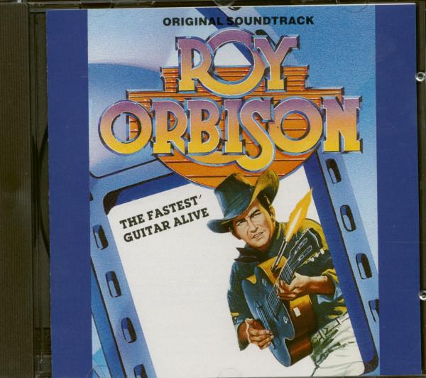 The Fastest Guitar Alive - Original Soundtrack (CD)