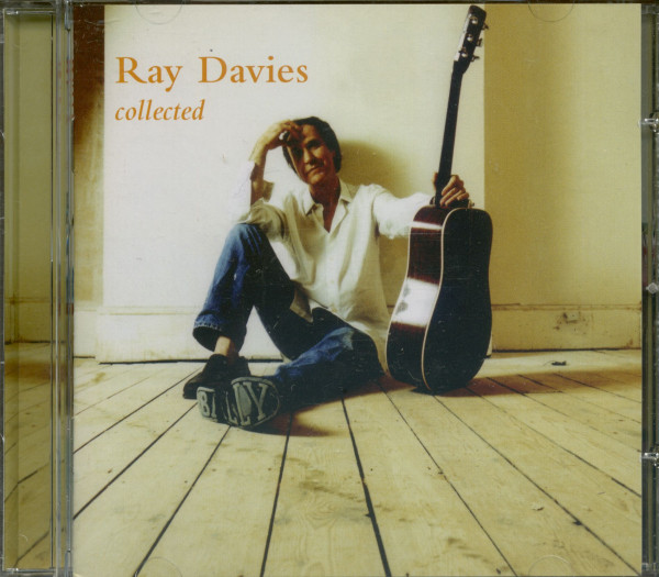 Collected (CD)