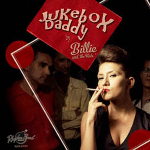 Jukebox Daddy (CD)