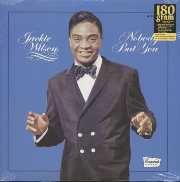 Nobody But You (LP, 180g Vinyl)