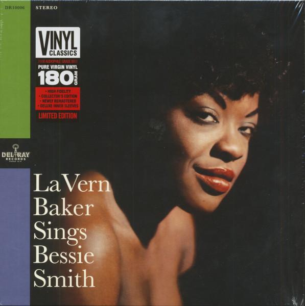 LaVern Baker Sings Bessie Smith (LP, 180g Vinyl, Ltd.)