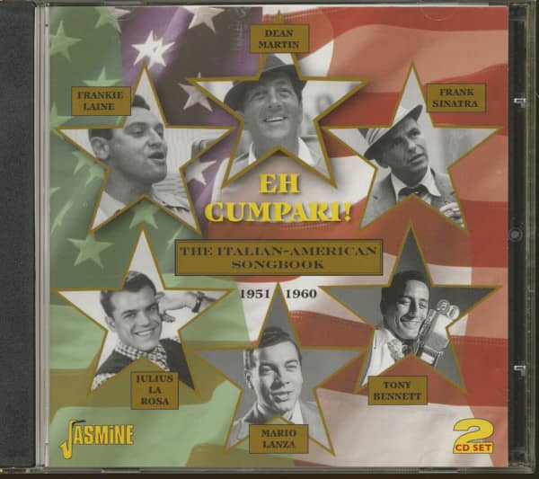 Eh Cumpari! The Italian-American Songbook (2-CD)