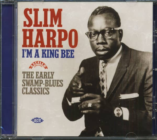 I'm A King Bee - The Early Swamp Blues Classics (CD)