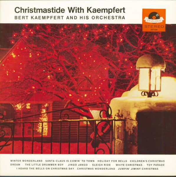 Christmastide With Kaempfert (LP)