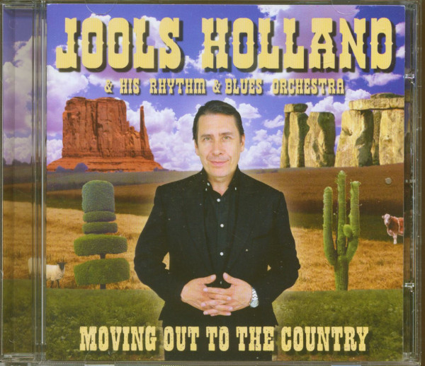 Moving Out To The Country (CD)
