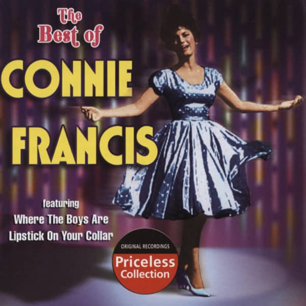 The Best Of Connie Francis