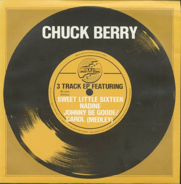 Chuck Berry (EP, 7inch, 45rpm, PS, SC)
