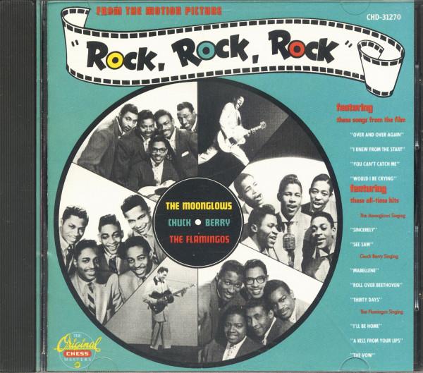 Rock, Rock, Rock - Original Motion Picture Soundtrack (CD)