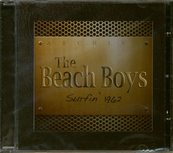 Surfin' 1962 (2-CD)