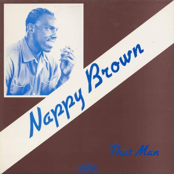 Nappy Brown - That Man - 1954-61 (LP)