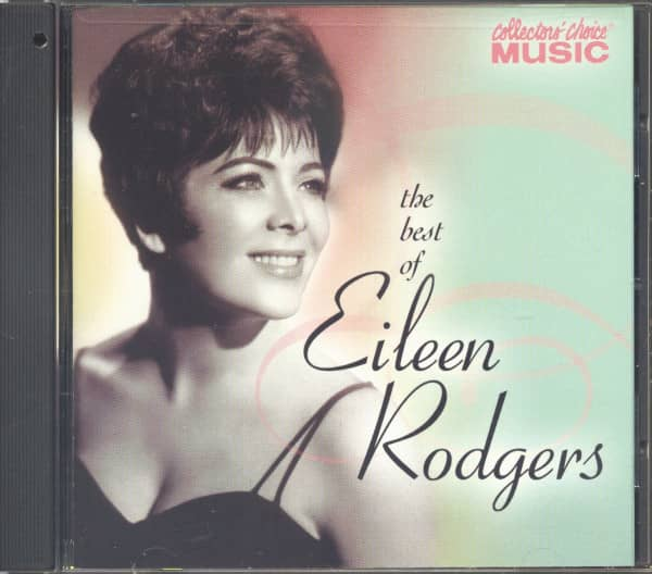 The Best Of Eileen Rodgers (CD)