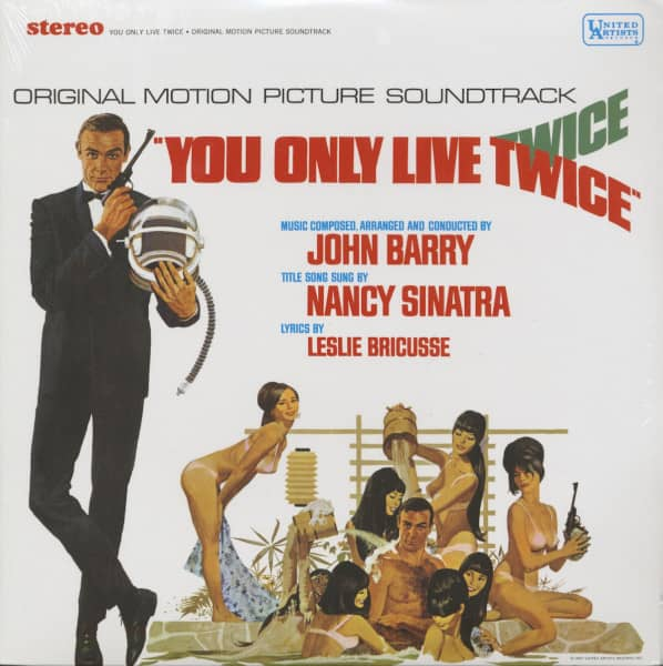 You Only Live Twice - Original Motion Picture Soundtrack (LP)