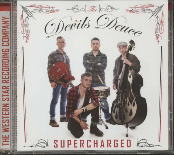 Supercharged (CD)