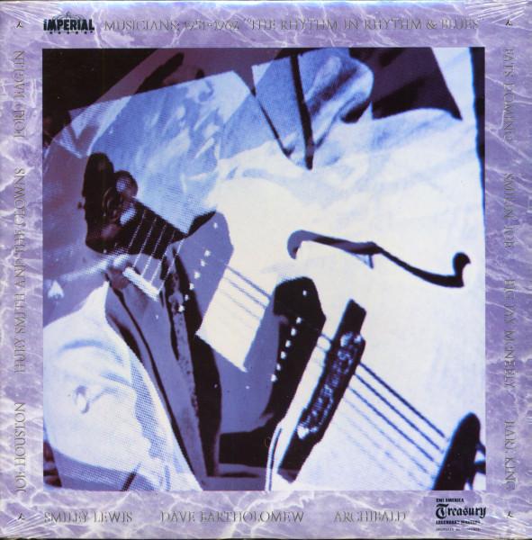 Imperial Musicians 1951-1962 - The Rhythm In Rhythm & Blues (LP)