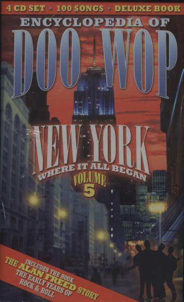 Vol.5, The Encyclopedia Of Doo Wop