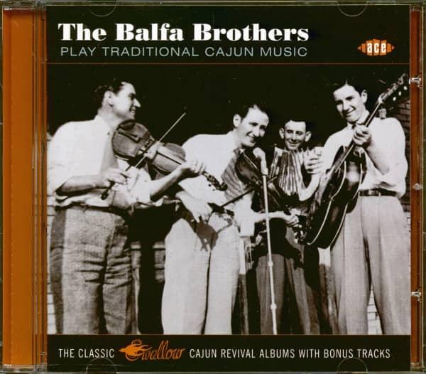 The Balfa Brothers Play Traditional Cajun Music (CD)