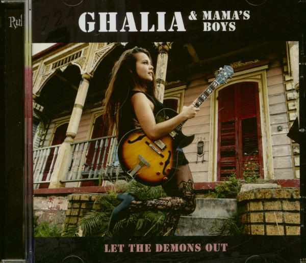 Let The Demons Out (CD)