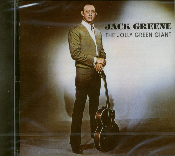 The Jolly Green Giant (CD)
