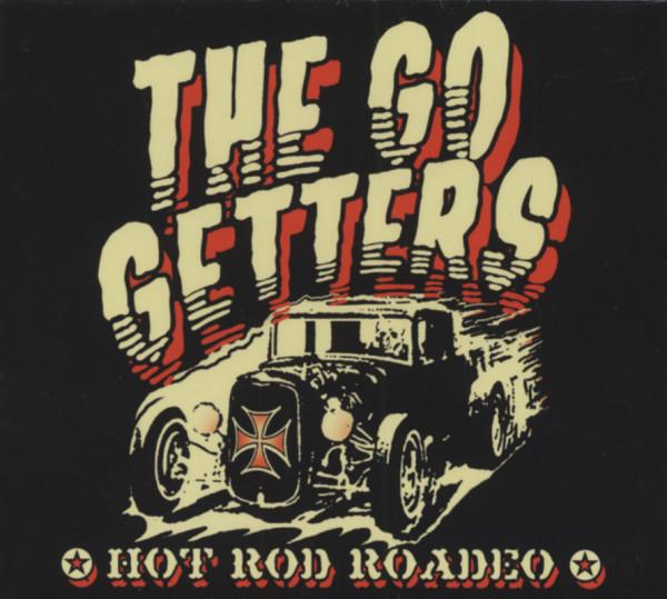 Hot Rod Roadeo (CD)