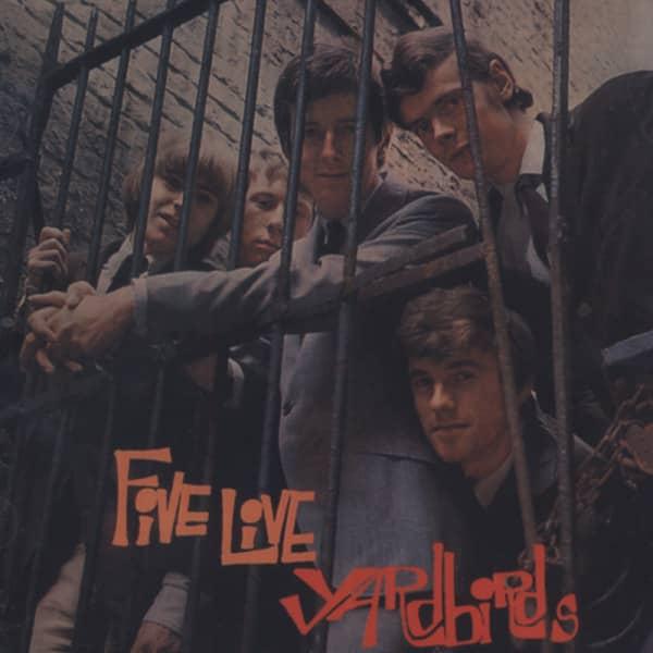 Five Live + 10