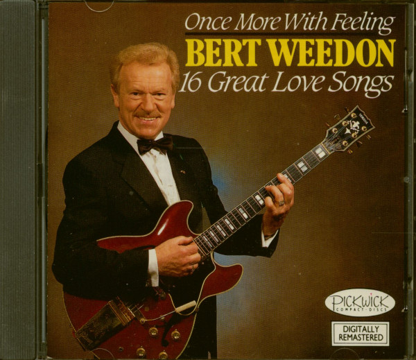 Once More With Feeling - 16 Great Love Songs (CD)