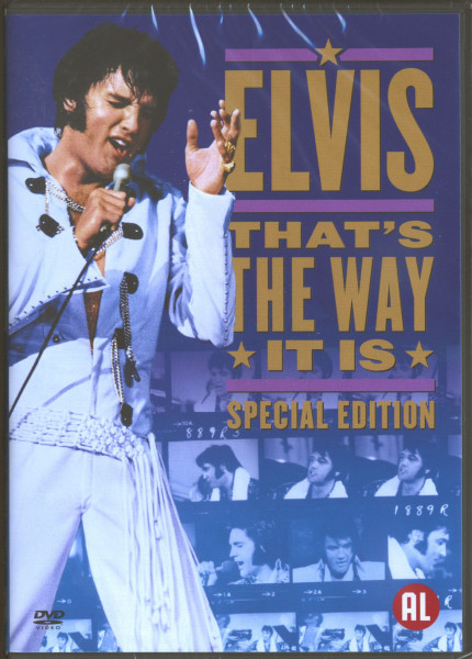 That's The Way It Is - USA 1970 (DVD)