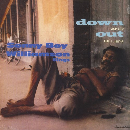 Down And Out Blues (LP)