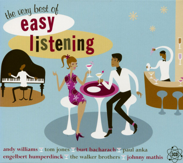 The Very Best Of Easy Listening (3-CD)