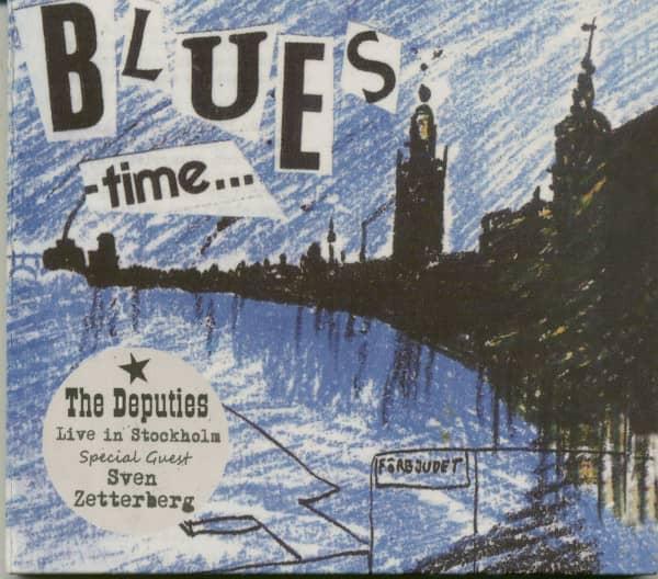 Blues Time ... (CD)