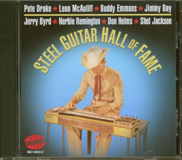 Steel Guitar Hall Of Fame (CD)