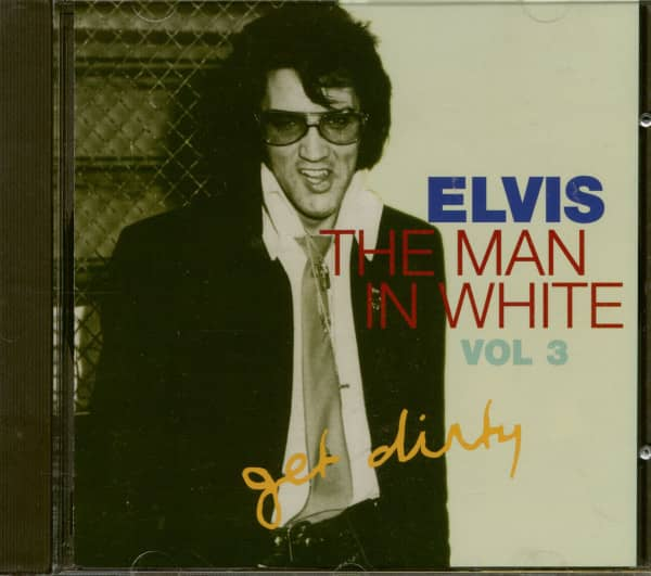 The Man In White Vol.3 (CD)