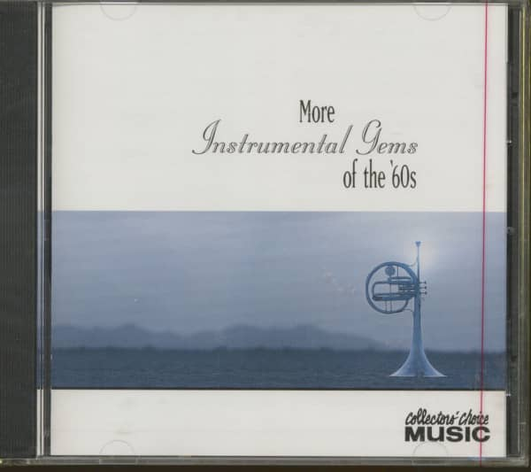 More Instrumental Gems Of The 60's (CD)