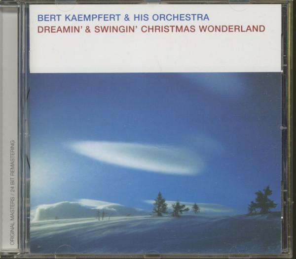 Dreamin' & Swingin' Christmas Wonderland plus (CD)