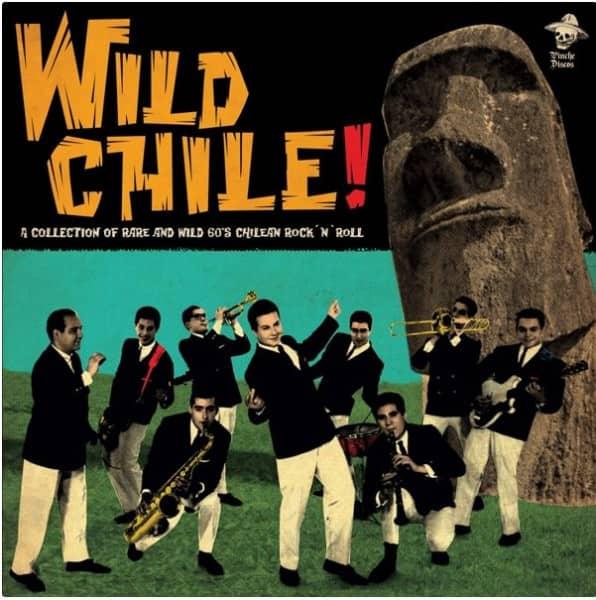 Wild Chile! (LP)