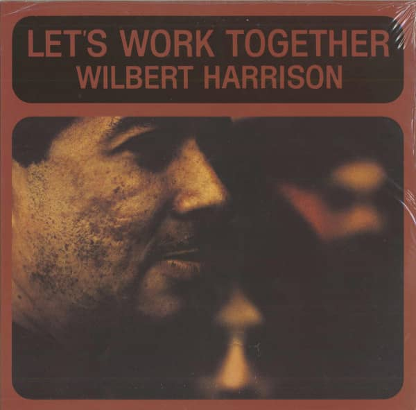 Let's Work Together (LP)