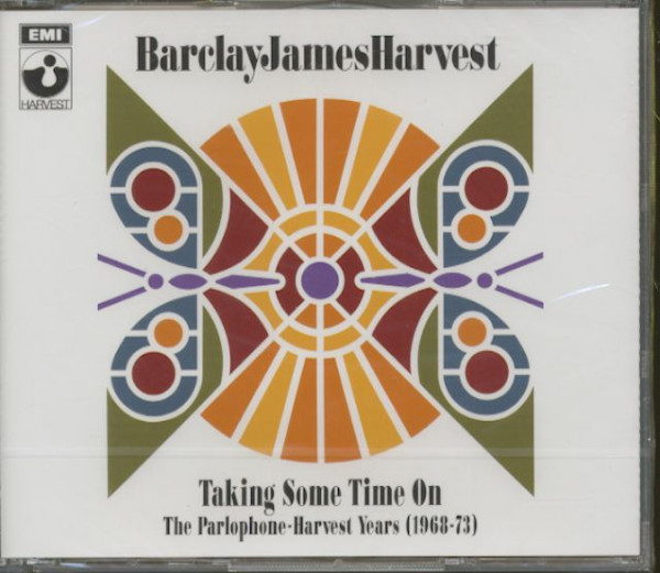 Taking Some Time On - The Parlophone Harvest Years 1968-73 (5-CD)