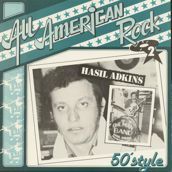 All American Rock, Vol.2 (LP)