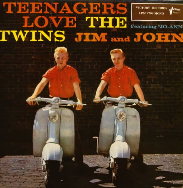 Teenagers Love The Twins (LP)