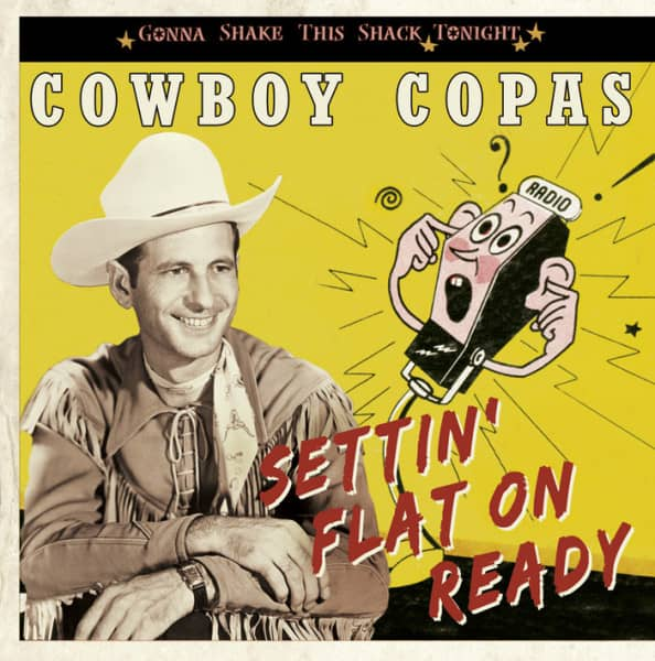 Settin' Flat On Ready - Gonna Shake This Shack Tonight (CD)