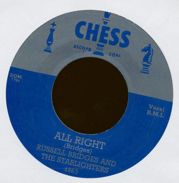 All Right - Love Me (7inch, 45rpm)