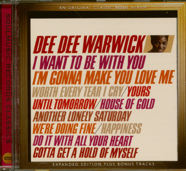 I Want To Be With You - I'm Gonna Make You Love Me (CD)