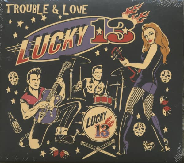 Trouble And Love (CD)