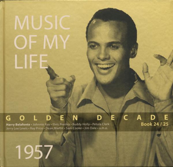 Golden Decade Vol.24 - 1957 (Book & 4-CD)