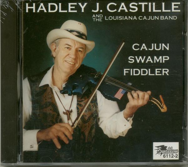 Cajun Swamp Fiddler (CD)
