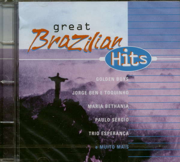 Great Brazilian Hits (CD)